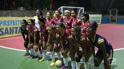 2ª Copa Santarém de Futsal inicia e conta com cerca de 400 atletas