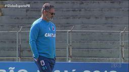 Paraná Clube de olho na retomada no Campeonato Brasileiro