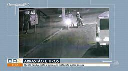 Homens são presos após arrastão em bairro de Vitória da Conquista
