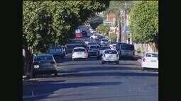 MGTV mostra falta de sinalização em bairro de Uberlândia onde ocorrem acidentes