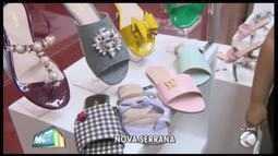 Considerado um dos maiores polos calçadistas do país, Nova Serrana sedia tendências