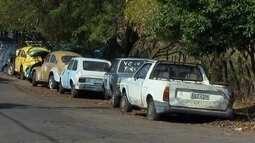 MP de Marília aciona município a acabar com veículos abandonados