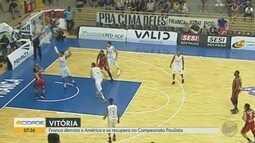 Franca Basquete vence o Rio Preto pelo Campeonato Paulista