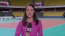 Brasil enfrenta a Holanda em amistoso de Vôlei Masculino