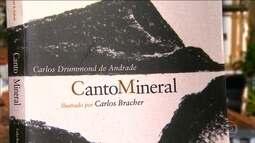 Carlos Bracher ilustra livro de poemas de Carlos Drummond de Andrade