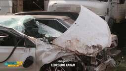 Justiça concede liberdade provisória para motorista que provocou acidente depois de beber
