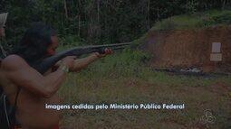 índios da etnia waiãpi ganham direito de usar armas durante caça no Amapá