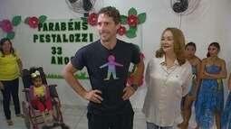 Em Parintins, no AM, Fundação Pestalozzi ganha apoio do projeto Criança Esperança