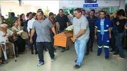 Empresário assassinado em São Cristóvão foi enterrado nesta sexta-feira