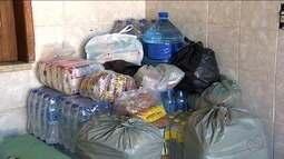 Campanha tenta arrecada alimentos e água para municípios afetados com a seca