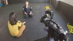 Lutador sorocabano viaja para Las Vegas representar a cidade no Mundial de Jiu Jitsu