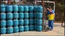 Preço do gás de cozinha registra queda em Divinópolis