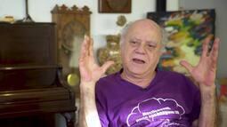 Tonico Pereira comemora 50 anos de carreira; veja entrevista