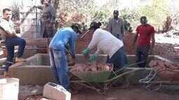 Senar promove instalação de fossas ecológicas em zonas rurais do Norte de Minas