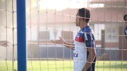 Fortaleza se prepara para jogo com Vila Nova; Ederson comenta sobre data da partida