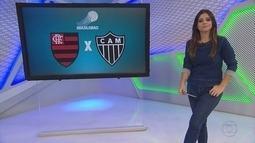 Globo Esporte MG - programa desta quinta-feira, 20/09/2018 - terceiro bloco na íntegra