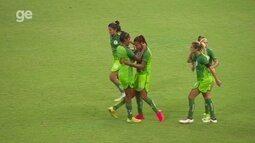 Veja os melhores momentos de Iranduba-AM 1 x 1 Rio Preto-SP, pelo Brasileiro feminino