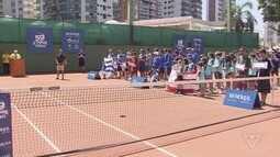 Tênis Clube sedia mais uma edição do Torneio A Tribuna de Tênis