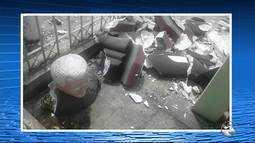 Homem destrói imagem de Padre Cícero após surto psicótico em Cupira, diz polícia