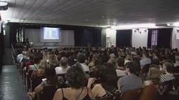 Mesários treinam para as próximas eleições em Santos