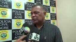 Homem morre durante troca de tiros com a polícia em Marechal Thaumaturgo