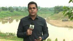 Corpo de Bombeiros suspende buscas por homem que sumiu nas águas do Rio Acre