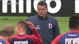Paraná Clube coloca honra em campo