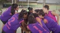 Campeões da 14ª Copa TV Tribuna de Handebol são recebidos com festa nas escolas