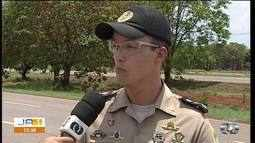 Polícia Militar divulga balanço de acidentes registrados no feriado prolongado