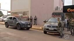 Ladrões são presos suspeitos de diversos furtos em Campo Grande