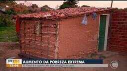 Piauí é o 4º pior do Brasil no ranking da pobreza extrema