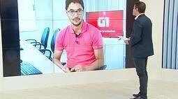 Confira os destaques do G1 desta segunda-feira com Valdivan Veloso