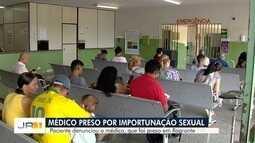 Médico é preso suspeito de importunação sexual contra paciente durante consulta, em Goiás