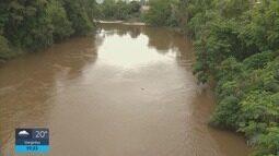 Chuvas na primavera ajudam na recuperação de rios no Sul de Minas