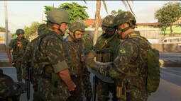 Intervenção na segurança do Rio: em 8 meses, foram utilizados apenas 11% do orçamento