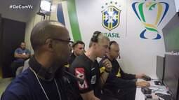 Reportagem especial mostra como é feito o trabalho dos árbitros de vídeo