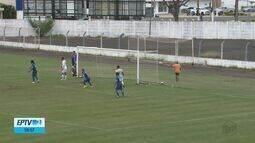 Copa Paulista: Rio Claro empara com o Atibaia em jogo sem gols