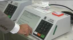 Urnas eletrônicas são preparadas para o segundo turno das eleições