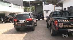 Polícia Federal cumpre mandados de prisão contra envolvidos em desvio de recursos no MA