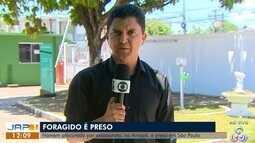Foragido que matou adolescente por ciúmes no AP é preso em aeroporto de São Paulo