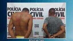 Dupla suspeita de atropelar e matar homem a golpes de facão é presa em Pirapora
