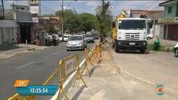 STTP faz mudanças no trânsito da Avenida Almirante Barroso em Campina Grande
