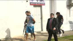 Integrantes de quadrilha de roubo e explosão a bancos e são presos em Campina Grande