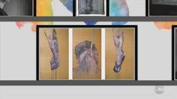 Arte: veja obras de Eduardo Monteiro e Manoela Furtado
