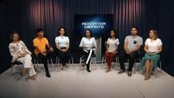 Alunos que se prepararam para o Enem são entrevistados no Repórter Mirante