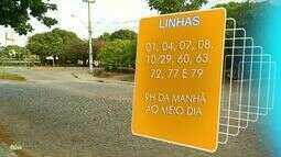 Linhas de ônibus de Natal mudam itinerários neste domingo (4) por conta do Enem