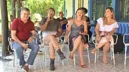 A volta do Cuiabá Samba Show com exclusividade no É Bem MT - Bloco 01
