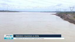 Geração de energia aumenta no período chuvoso em Rondônia
