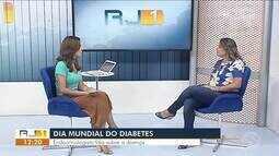 No Dia Mundial da Diabetes, especialista tira dúvidas sobre a doença