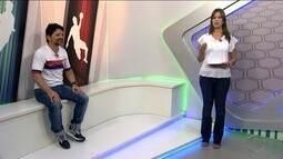 Candidato à presidência do Itabaiana, Beto Silveira participa do estúdio do GE